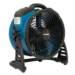 XPOWER P-26AR Industrial Axial Air Mover - 1/5 HP - 115 V