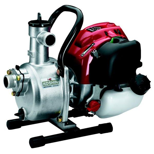 Koshin SEH25L Centrifugal Pump Powered by Honda - 1-in - 1 HP