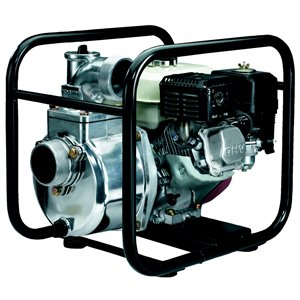 Koshin SEH80X Centrifugal Pump Powered by Honda - 3-in - 4.8 HP