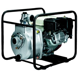 Koshin SERH-50B High-Pressure Pump Powered by Honda - 2-in - 4.8 HP