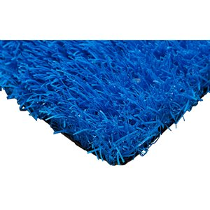 Trylawnturf Coloured Turf - 10-ft x 12-ft - Blue