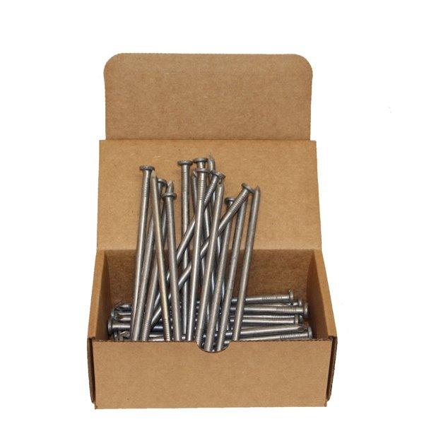 Duchesne Common Nails - Bright - 60-in - 50/Box