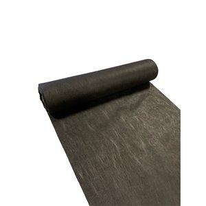 Toile géotextile sous-couche, 3 pi x 100 pi, noir
