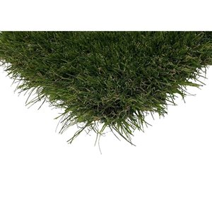 Trylawnturf OasisMaxx Synthetic Landscaping Turf - 15-ft x 6.6-ft - Green