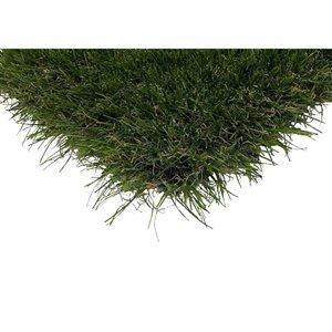 Trylawnturf OasisMaxx Synthetic Landscaping Turf - 20-ft x 6.6-ft - Green