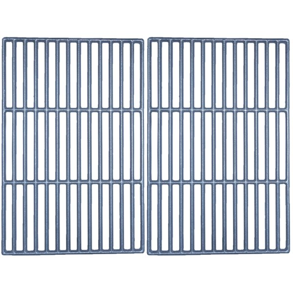 Music City Metals Cooking Grid for Camping Gaz and Swiss Grill Gas Grills - 17.88-in x 23.5-in - 2 pcs