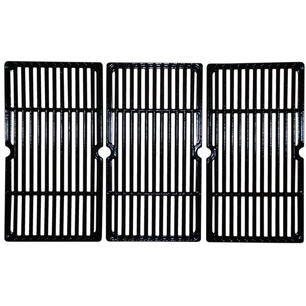 Music City Metals Cooking Grid Set for Charbroil Brand Gas Grills - 16.81-in x 27-in - 3 pcs