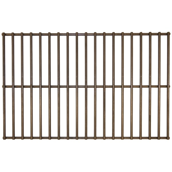 Music City Metals Steel Wire Briquette Grate for Thermos Gas Grills - 11-in x 17.38-in