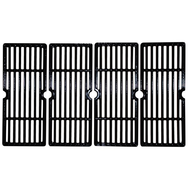 Music City Metals Cooking Grid for Charbroil and Master forge Gas Grills - 16.81-in x 28.5-in - 4 pcs
