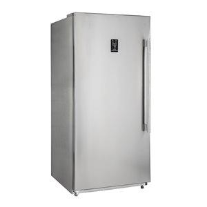 Forno combo réfrigérateur/congélateur vertical,  ouverture porte gauche, 28 po