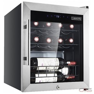 Cavavin Freestanding Wine cooler - 15 bottles - 2 Shelves