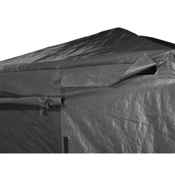 Sojag Winter Cover for Sun Shelters - Grey - 10-ft x 14-ft