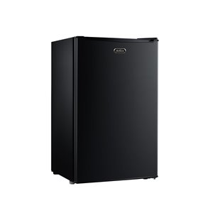 Sunbeam Compact Fridge in Black -  3.5 cu.ft