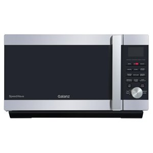 Galanz SpeedWave 3-in-1 Convection Oven Microwave in Stainless Steel - 1.2 cu.ft. - 1000 W