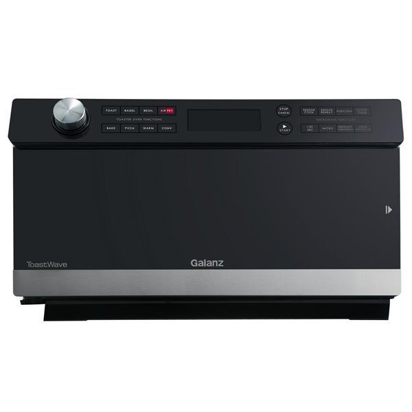 Galanz Toastwave 4-in-1 Convection Oven Microwave in Stainless Steel - 1.2 cu.ft. - 1000 W
