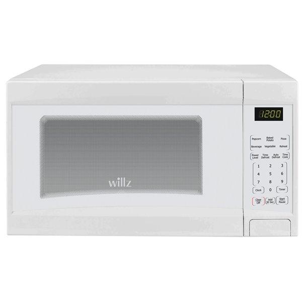 Willz Microwave - White - 0.9 cu ft - 900 W