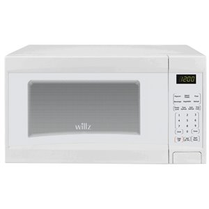 Willz Microwave - White - 0.9 cu ft - 900 W