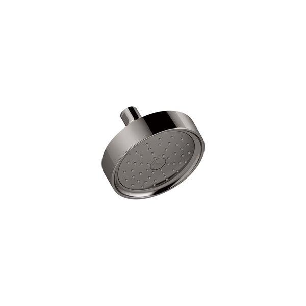 Pomme de douche à fonction simple Purist Katalyst de 2,0gal/min