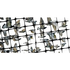 Filet à oiseaux standard de Bird-X, 100 pi x 14 pi