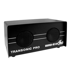 Répulsif électonique Transonic Pro de Bird-X, 2 haut-parleurs à basse fréquence