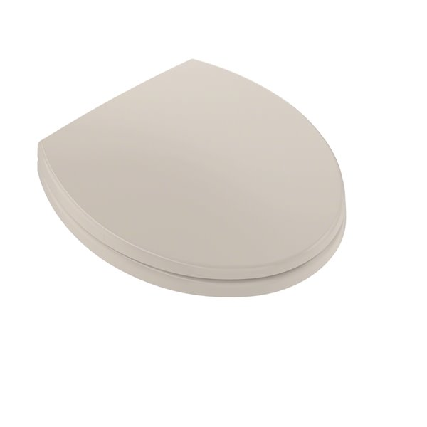 TOTO SoftClose Toilet Seat and Lid - Round - Bone