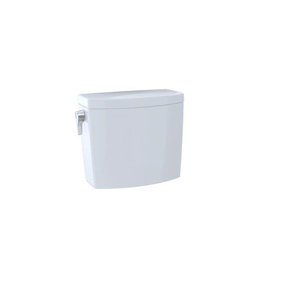 TOTO Drake II 1G Toilet Tank - Single Flush - Cotton White