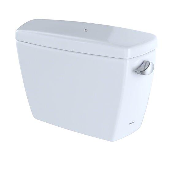 TOTO Eco Drake E-Max Toilet Tank - Single Flush - Cotton White
