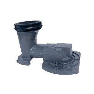 Adaptateur pour installation de toilette de TOTO