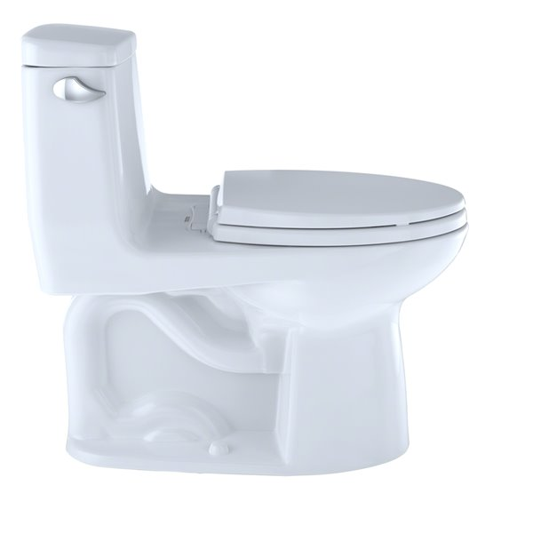 TOTO Eco UltraMax Elongated Toilet - Standard Height -  Cotton White