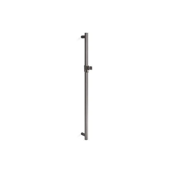 KOHLER Shower Sliding Bar - 30-in - Matte Black