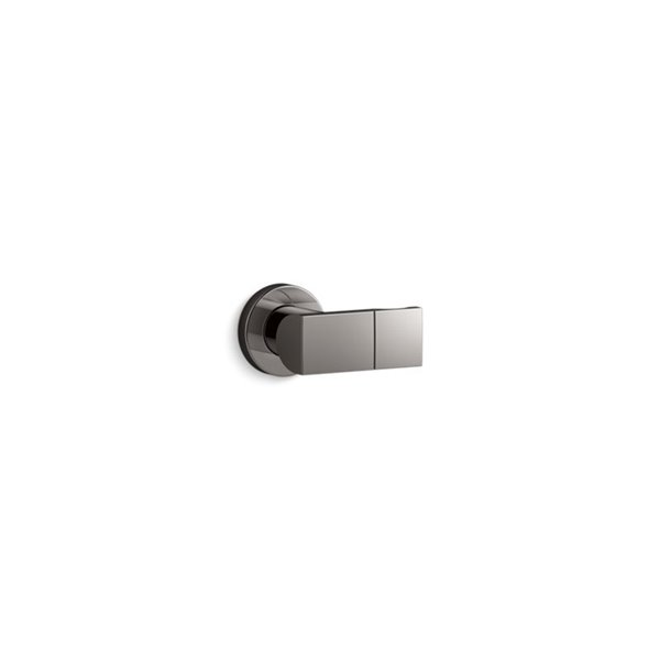 KOHLER Exhale Adjustable Wall-Mount Bracket - Satin Grey