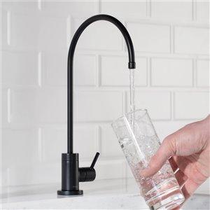 KRAUS Purita Drinking Water Dispenser Beverage Kitchen Faucet - Matte Black