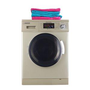 Laveuse sécheuse combinée compacte tout en un à 1200 tr/min de Equator Appliances