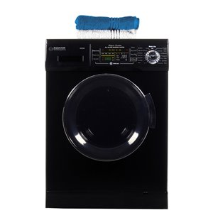 Laveuse sécheuse combinée compacte tout-en-un à 1200 tr/min de Equator Appliances