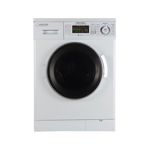 Equator Aplliances 1200 RPM New Version Compact Convertible Combo Washer Dryer