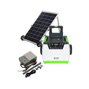 Générateur Nature's Generator - système or-PE - 720 Wh