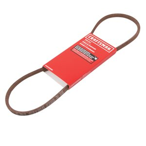 Craftsman Wheel Drive Belt for Two- Stage Snow Blowers - Brown