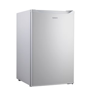 Galanz Upright Freezer - 3.1- cu ft - White