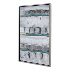 Gild Design House Linera Abstract Wall Art - 48-in x 28-in