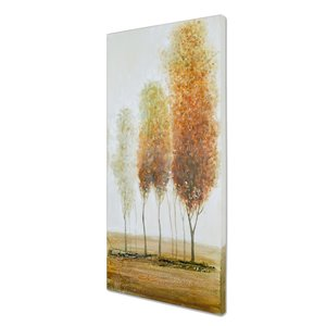 Gild Design House Autumn I Wall Art - 60-in x 30-in