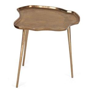 Table d'appoint Gild Design House Evianna, or