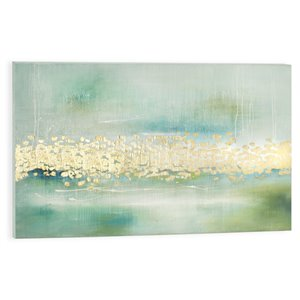 Gild Design House Evolve Wall Art - Green - 35-in x 72-in