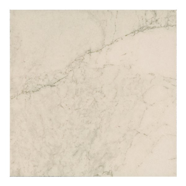 Mono Serra Ceramic Tile 13.4-in x 13.4-in Carrara 14.95 sq.ft. / case (12 pcs / case)