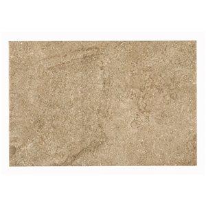 Mono Serra Ceramic Tile 8-in x 12-in Tuscany Tortola 10.77 sq.ft. / case (16 pcs / case)