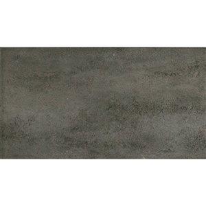 Tuile céramique Mono Serra 8 po x 16 po Michigan Basalto 11.20 pi2 (13 mcx / boite)