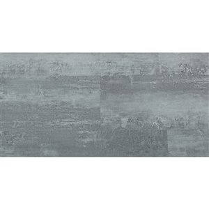 Mono Serra Vinyl Tile SPC Concrete Dark Gray 4.2 mm - 28 sq. ft / case