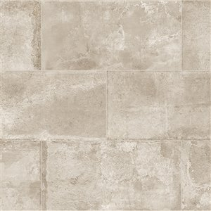 Mono Serra Vinyl Tile SPC Sandstone 4.2 mm - 28 sq. ft / case