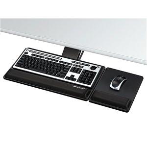 Plateau à clavier haut de gamme Designer Suites de Fellowes