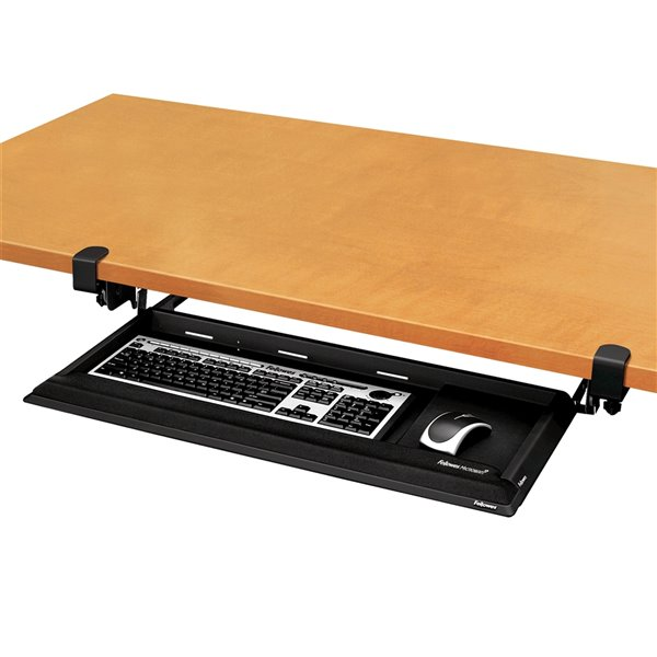 Tiroir pour clavier Designer Suites DeskReady de Fellowes