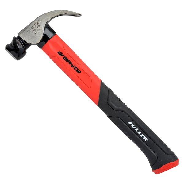 Innovak Fuller Shaft Graphite Claw Hammer - 12-oz.